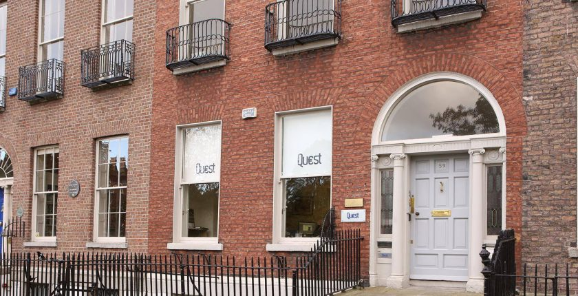 Building of Quest Recruitment office in Dublin