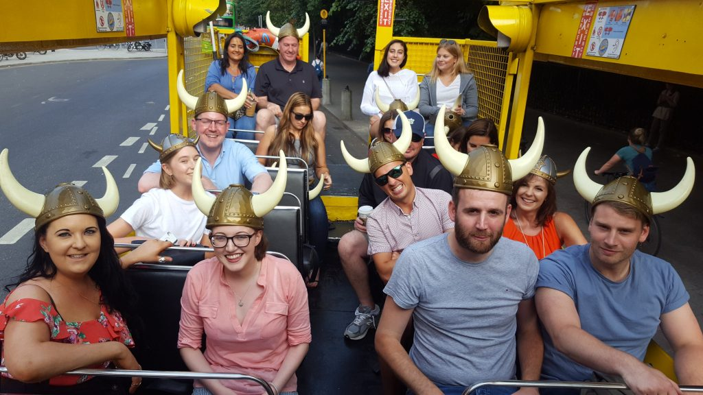 Staff Photo - Viking Splash - Quest Recruitment