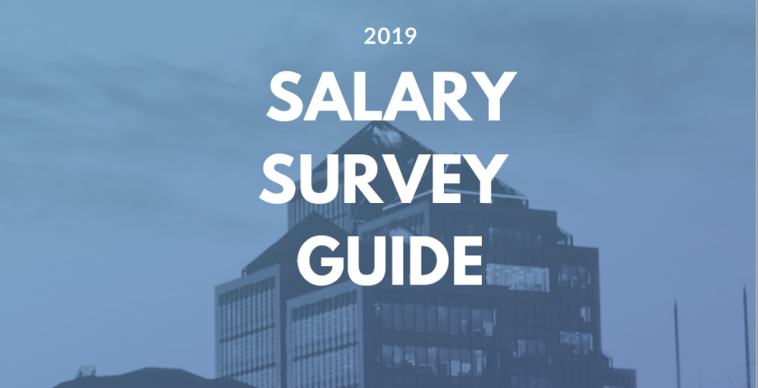 Salary Survey Guide 2019